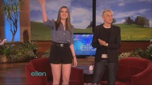 Anne Hathaway - The Ellen DeGeneres Show (2011), 720p