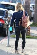 Hilary Duff Candid February 18th out in LA