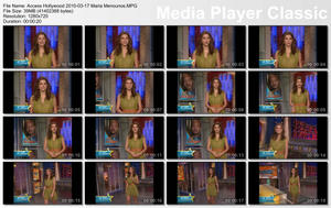 Maria Menounos on Access Hollywood