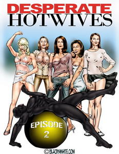 Desperate hotwives 1-2 Cover
