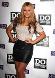Aubrey O'Day busty at DoSomething.org celebrates The Power of Youth