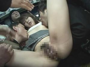 NHDT-811 Take Pursuit Molester sc5