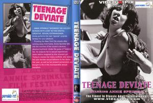 Teenage Deviate / Подростковые Отклонения (Ralph Ell, Taurus Productions / VideoXPix) [1976 г., All Sex,Classic, DVDRip]