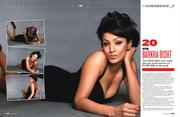 Барка Бишт, фото 5. Barkha Bisht - FHM India - Dec 2010 (x5), photo 5