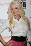 Holly Madison @ Las Vegas Mob Experience Grand Opening (2011-03-29)
